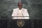General Assembly 70th session 12th plenary meeting  H.E. Muhammadu BUHARI President THE FEDERAL REPUBLIC OF NIGERIA
